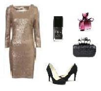 Concours sur le thème soirée gala pour le nouvel an organisé par passion-mode417 !!!