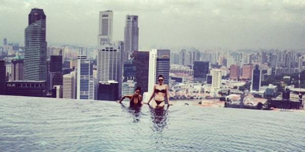 Jessie J à Singapour !