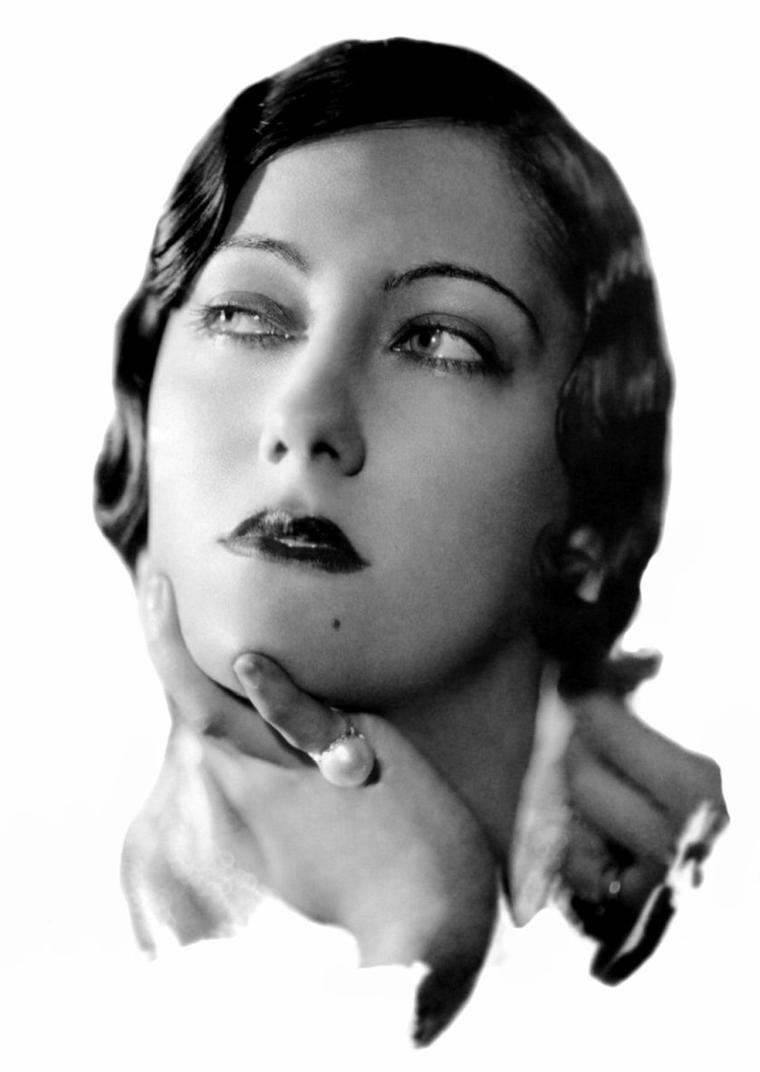 Gloria SWANSON (27 Mars 1899 / 4 Avril 1983) (84 ans, causes naturelles)