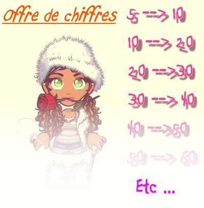 Espace Chiffres :3