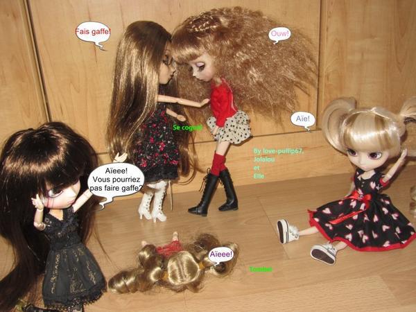 Rencontre avec Lylou et Miky!
