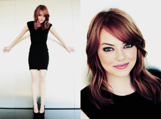 Emma Stone, la nouvelle it Girl ?