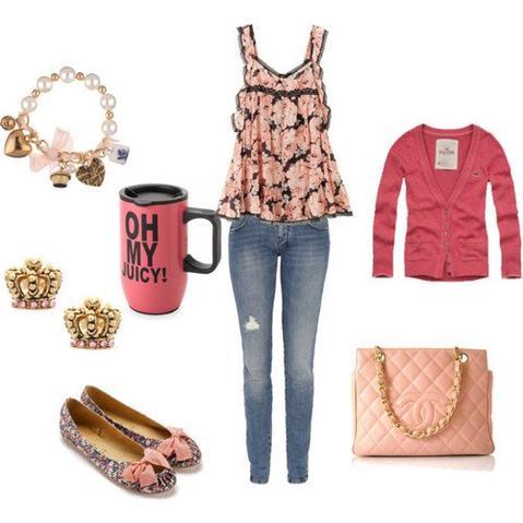 Idées de tenues fashion !