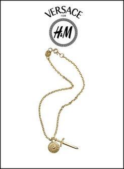 Je shoppe quoi chez Versace pour H&M ?