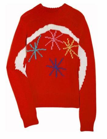 On veut un pull de Noël