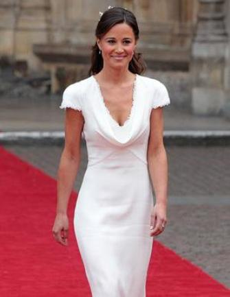 La robe de Pippa Middleton disponible à la vente sur net-a-porter