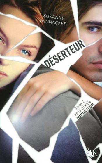 Imposteur, tome 2, Déserteur – Suzanne Winnacker
