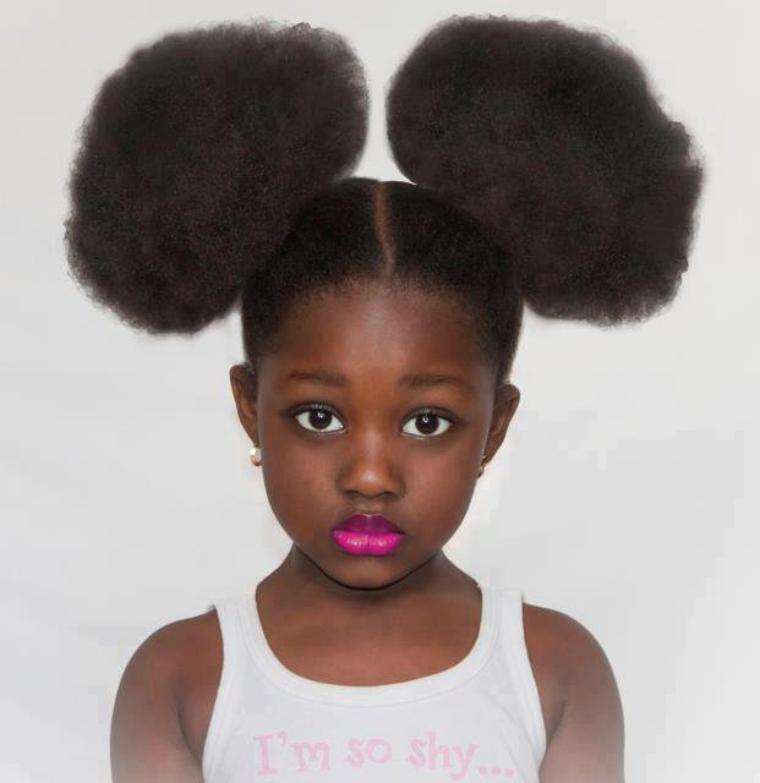La beauté noire !   ( the black beauty )