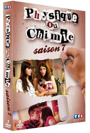 Dvd de la saison 3 et 4 / 5, 6 et 7