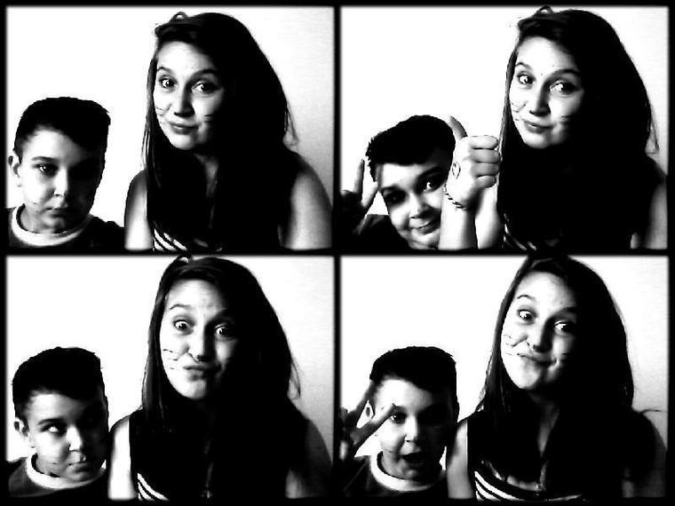 Me & you !!