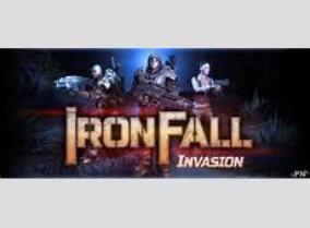 Je joue à Iron Fall !