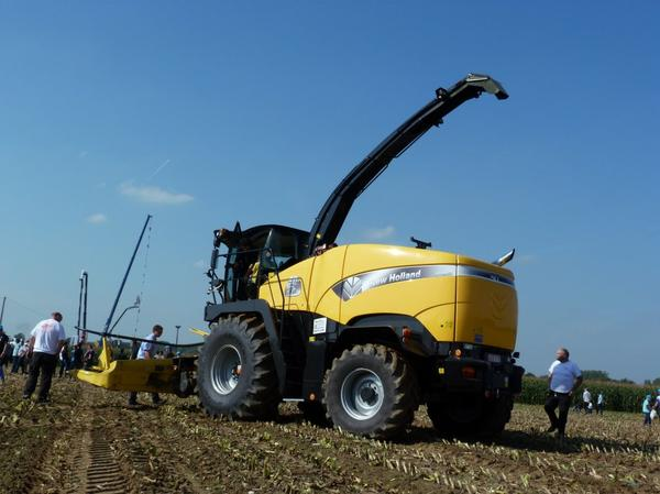 New Holland Fr 9060 50th anniversary - Oudenaarde 2011