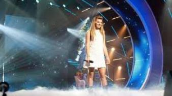 Caroline à incroyable talent 2011 pour le rappel