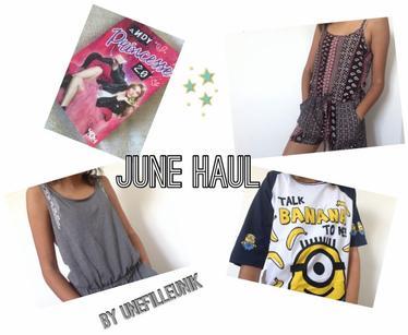 HAUL juin et FAQ