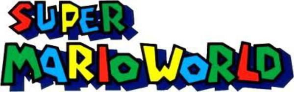 Super Mario World - Logo
