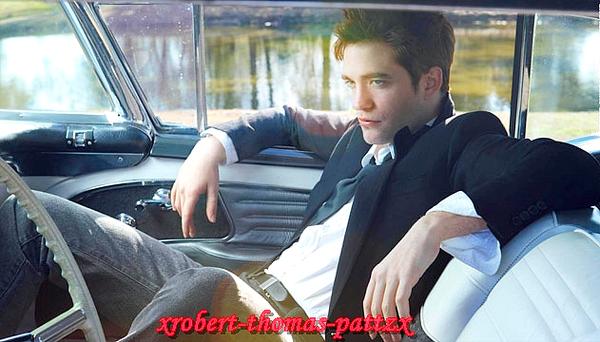 Bienvenue sur ta Source sur le Merveilleux Robert Pattinson !
