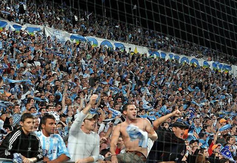 Pour les supporters de l'Olympique de Marseille