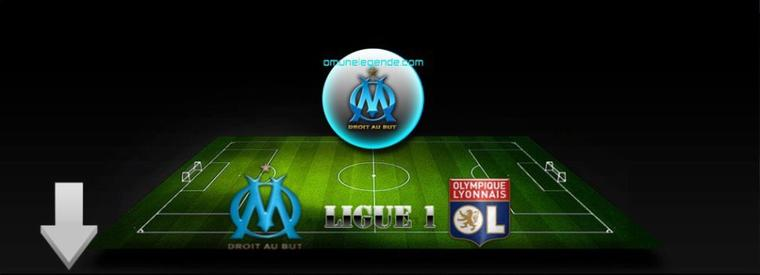 OM - LYON STREAMING CANAL +