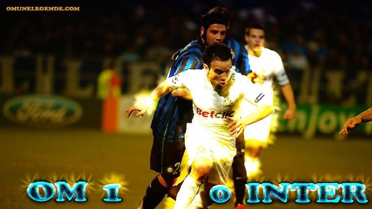 OM 1 - 0 INTER MILAN