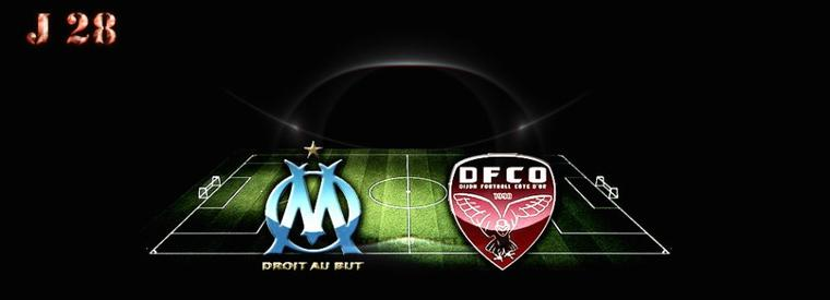 ◕  OM - DIJON STREAMING ◕
