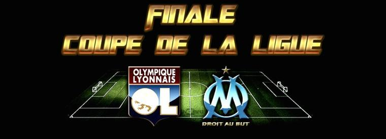 REGARDER LYON  - OM EN STREAMING FINALE COUPE DE LA LIGUE