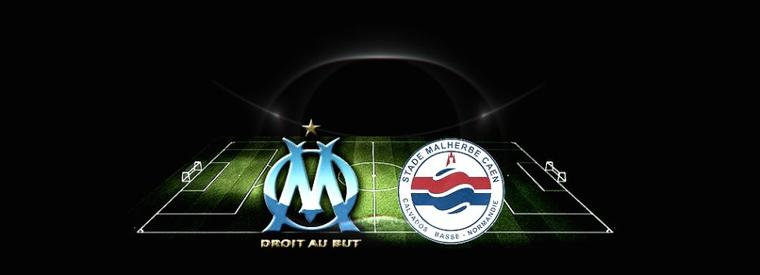 OM - CAEN STREAMING CANAL + SPORT