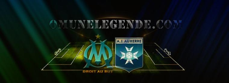 OM AUXERRE STREAMING