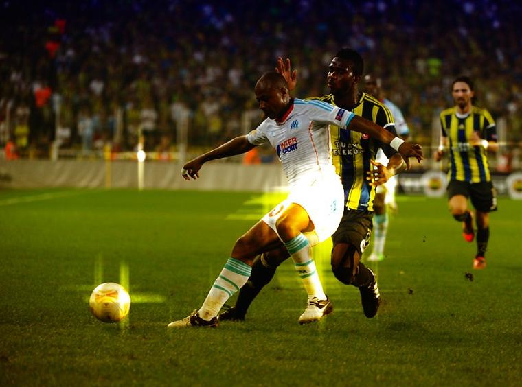 résumé Fenerbahçe 2-2 OM