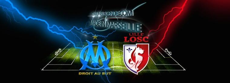 OM - LILLE LIVE STREAMING
