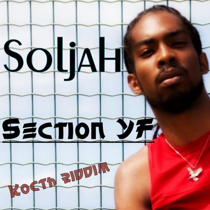 DS97kat / Soljah_SectionYF (Kotch Riddim)_2013 (2013)