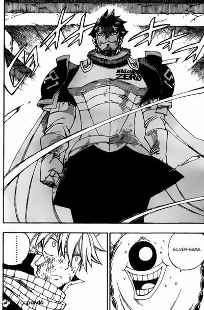 Fairy Tail Scan 366 + Moment GrayJu ❤