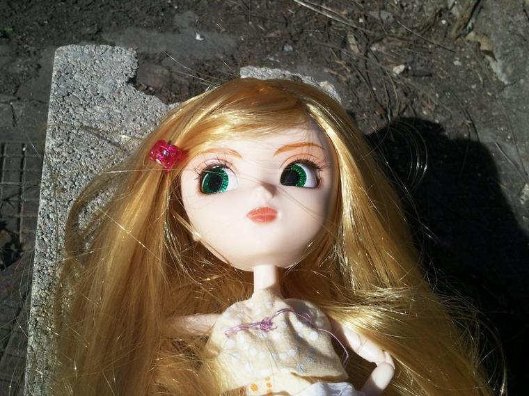 Pauline dehors