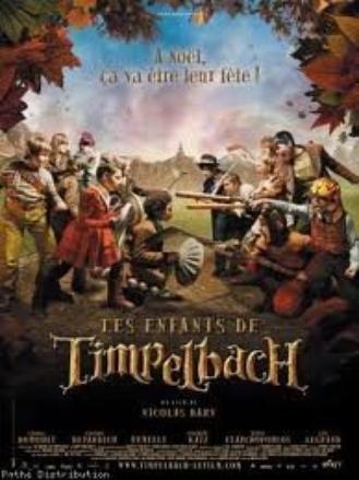 """Fiction """"Les enfants de Timpelbach"""" - Résumé ."""