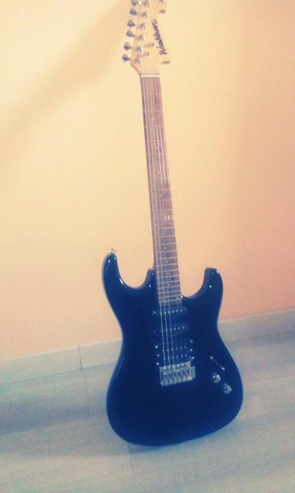 Ma guitare électrique
