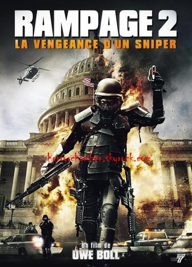 Rampage 2 : la vengeance d'un sniper