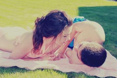 Je t'embrasserai jusqu'à ne plus respirer pour mourir ivre de toi.