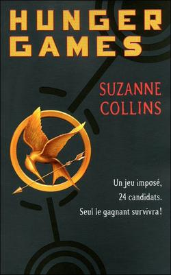 Hunger Games, Suzanne Collins.