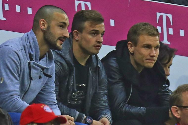 Holger pendant Bayern - Dortmund (12.04.2014)