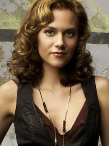 Hilarie Burton alias Peyton Sawyer
