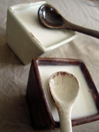 Blanc-manger noix de coco