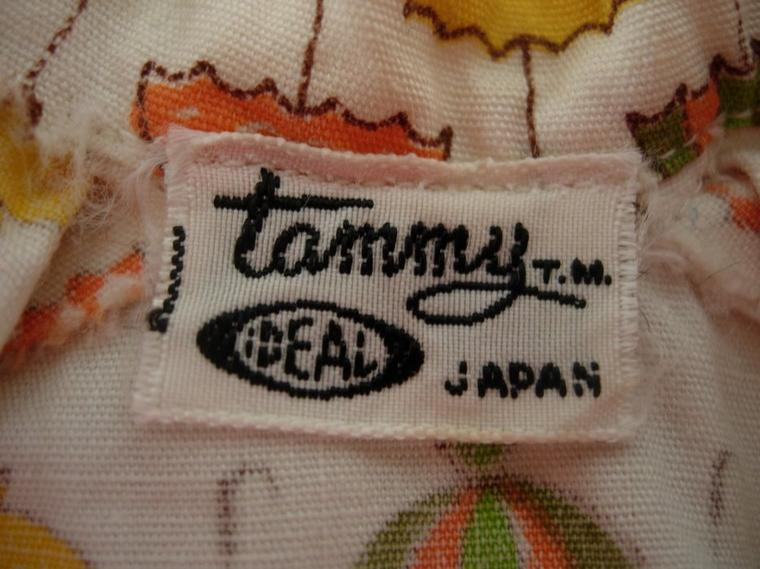 TAMMY - IDEAL TOYS CORPORATION