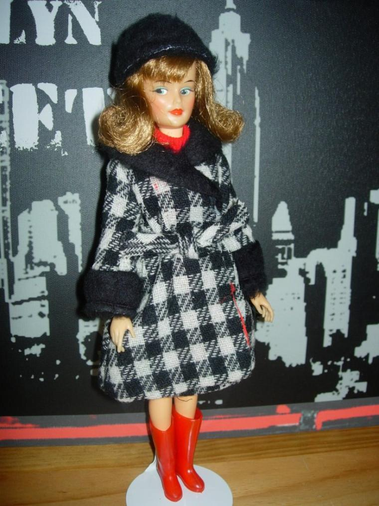 "IDEAL TOY : MISTY DOLL ""WINTER WEATHER"""