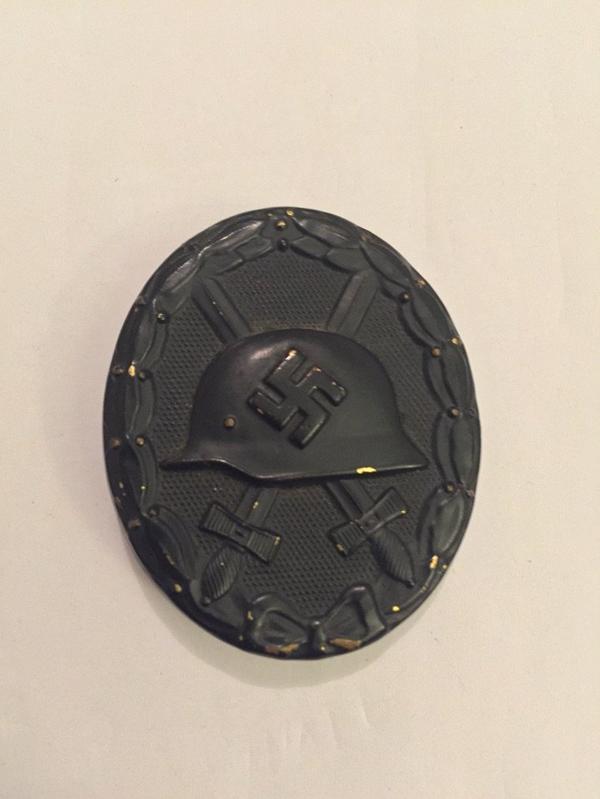 Insigne des blessés militaire allemand WW2
