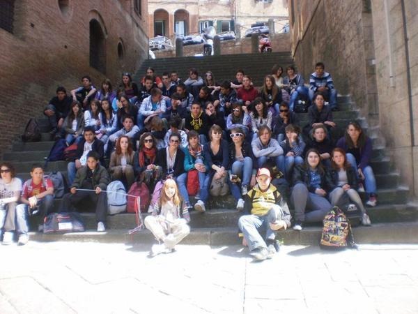 Voyage en italie ! <3