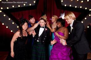 Bal de promo du Glee Cast