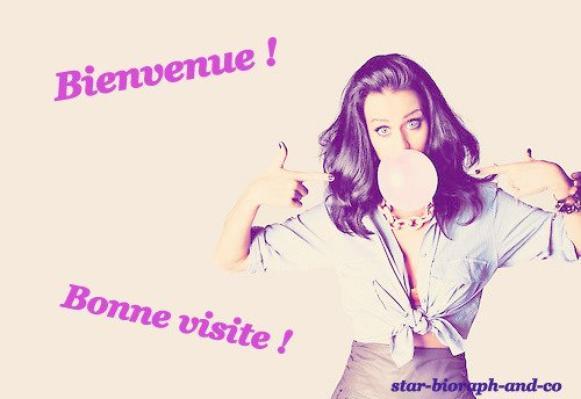♥ Bienvenue ♥
