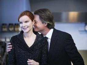 Couple de Desperate Housewives : Bree et Orson