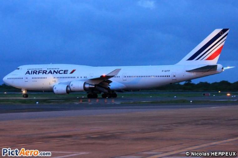 take-off afr 3505