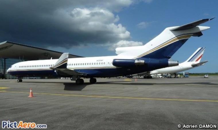 privatge airplane
