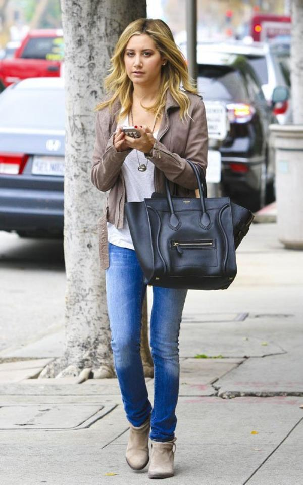 LES LOOKS D' ASHLEY TISDALE SUR TENDANCEPEOPLE